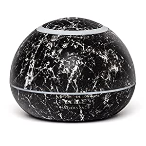 Amazon.com: Hathaspace Marble Essential Oil Aroma Diffuser