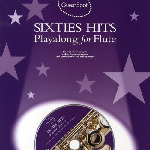 Playalong for Flute: Sixties - Flute 60s