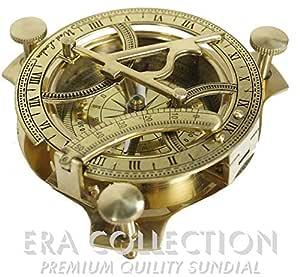 Reloj de sol brújula 4