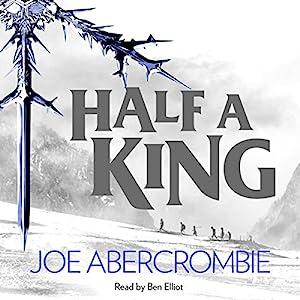 Half a King Hörbuch