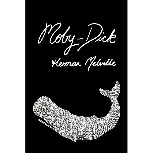 Recovering the Classics Wall Decal: Moby Dick by Candy Medusa (24 in x 36 in)