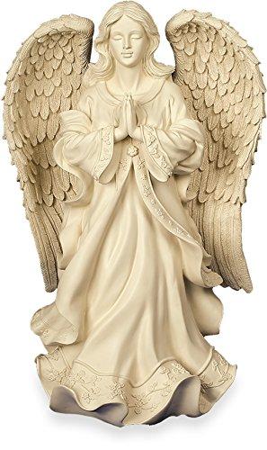 AngelStar Serene Angel Urn, 10-Inch, 9 Cubic Inch ()