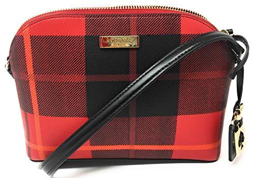 - Kate Spade New York Hanna Crossbody Bag - Red Carpet