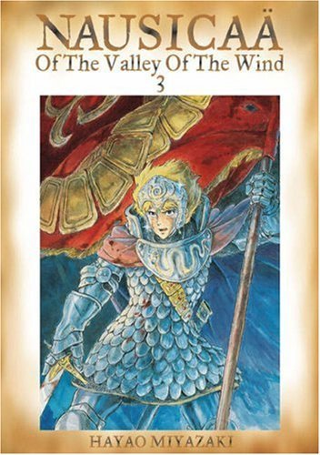 Nausicaa of the Valley of the Wind volume 3 by Hayao Miyazaki (2008) Paperback