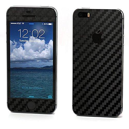 iphone 5 carbon fiber wrap - 3