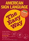 img - for American Sign Language the Easy Way book / textbook / text book