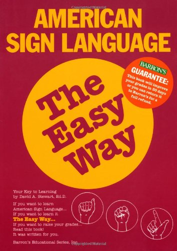 (American Sign Language the Easy Way)