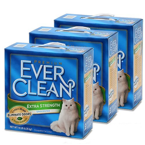 Ever Clean Litter (Pack of 3) by Fresh Step