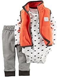 Carter's 3 Piece Vest Set (Baby)