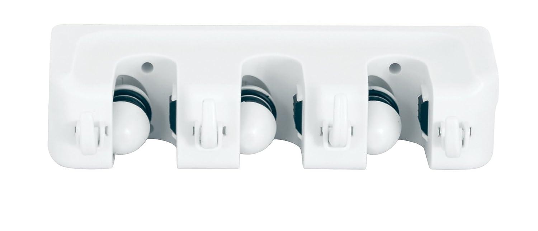 Gerätehalter Geräteleiste Werkzeughalter Besenhalter für 7 Geräte Wandhalterung