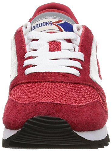 Heritage True White Red Women's Chariot Trainer Brooks HIwvqdH
