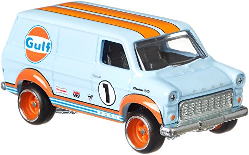 Hot Wheels Ford Transit Super Van Vehicle