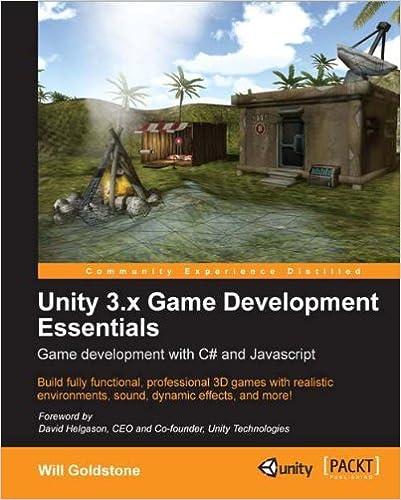 Amazon com: Unity 3 x Game Development Essentials eBook: Will