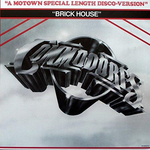 Brick House / Captain Quick Draw, 45 RPM Vinyl Single (Quick Brick)