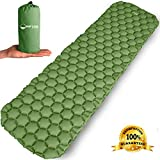 Riptide Origins | Ultralight Sleeping Pad with Comfortable Air-Support Cells Design