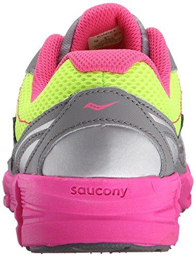 Kid Sneaker Grey multi Kid little 2 Saucony big Kotaro vORqgBI