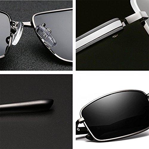 Color Femenino masculinas Macho gafas Lentes Moda Aire Manejar sol Antirreflectantes UV400 Sol de ZX 4 Diseño Libre De Retro Gafas 2 ZX Al qwZRx6tFXq