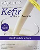 1 : Yogourmet Freeze Dried Kefir Starter, 1 Ounce box