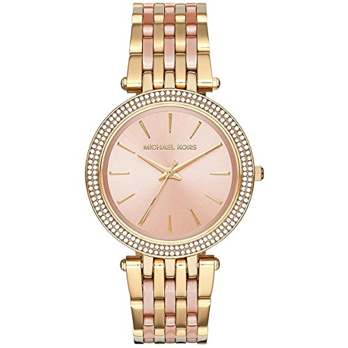 Michael Kors Darci Two-Tone Watch