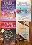 4 Books! 1) Dashing Through the Snow 2) Mr. Miracle 3) Angels at the Table 4) 16 Lighthouse Road (paperback)