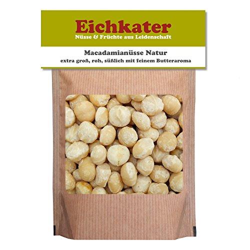 Eichkater Macadamia Die Große roh natur 1er-Pack (1x750g)