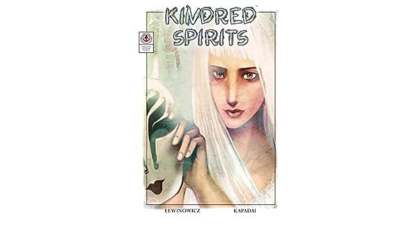 Amazon.com: Kindred Spirits eBook: Maggie Lewinowicz: Kindle ...