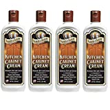 Parker & Bailey Kitchen Cabinet Cream 8oz, 4 PACK