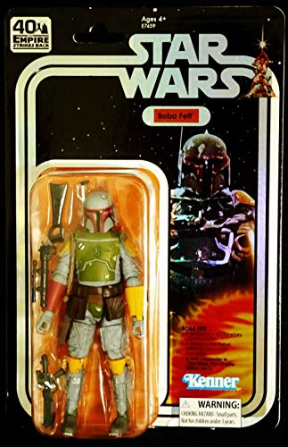 Kenner SDCC 2019 6 in. Boba Fett Figure from Kenner