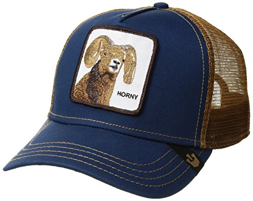 05fb5e3ff3b Goorin Bros. Men s Big Horn Animal Farm Trucker Cap Baseball