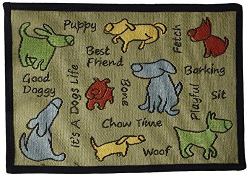 Park B Smith Ltd PB Paws & Co. Multi Dog Show Tapestry Indoo