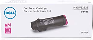 Dell 4NRYP Extra High Yield Magenta Toner Cartridge for H825, S2825