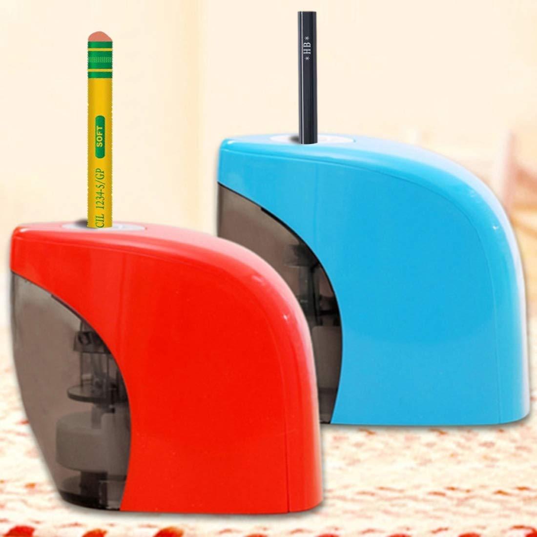 Ziemlich Büro- und Schulbedarf USB-Bleistiftspitzer-Elektrospitzer, Größe  9,5  8,9 8,9 8,9  5,2 cm B07PX8M2C6 | Vorzügliche Verarbeitung  cabafb