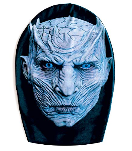 Awesome Halloween Costumes For Cheap (Night King Mask/White Walker Masks Men Game of Thrones Adult Mens Halloween)