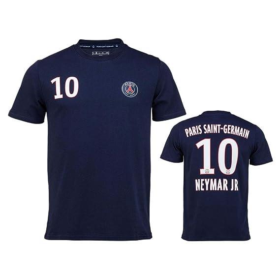 Paris Saint Germain - Camiseta para niño, diseño con Texto Neymar ...