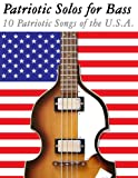 Patriotic Solos for Bass, Uncle Sam, 1477408150
