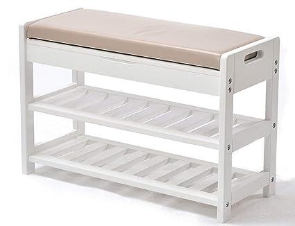 Sgabelli change the shoe shoe cabinet storage solid wood test wear