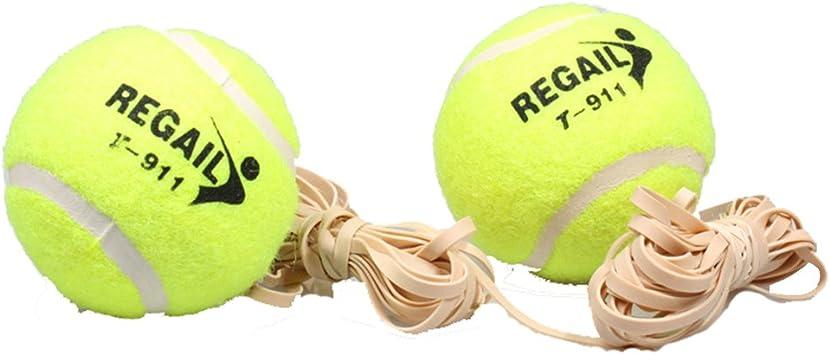 Pelotas de tenis con elástico cuerda para principiantes Junior ...