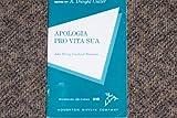 Apologia Pro Vita Sua and Six Sermons 9780395051092