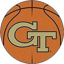 Georgia Tech University Basketball Area Rug