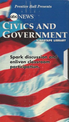 CIVICS:PARTICIPATING IN GOVERNMENT ABC NEWS CIVICS & GOVERNMENT         VIDEOTAPES 2001C [VHS] (Abc News Vhs compare prices)