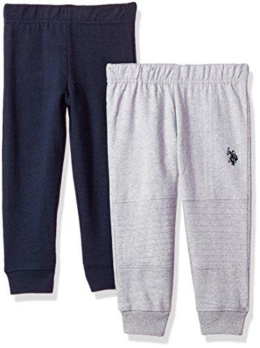 US-Polo-Assn-Boys-2-Pack-Fleece-Pant