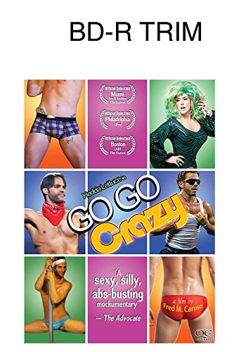 Go Go Crazy [Blu-ray]