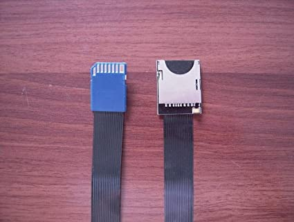 Bbqbuy 46 cm tarjeta Sd Cable alargador para Gps, tarjeta Sd ...