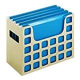 2 x Pendaflex Decoflex Desktop File, 9 1/2