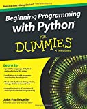 Beginning Programming with Python FD (For Dummies)