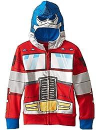 Boys' Optimus Prime Character Hoodie