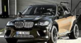 BMW E71 X6 2008-2012 AC Schnitzer Genuine OEM Falcon Aerodynamic Body Kit