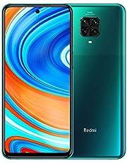 "Xiaomi Redmi Note 9 Pro Smartphone - 6.67"" DotDisplay 6GB 128GB 64MP AI Quad Camera 5020mAh (typ)* NFC Verde [Versión Global]"