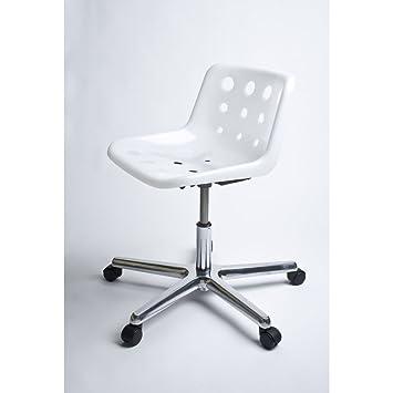 loft robin day 5 star semi transparent plastic polo chair amazon co