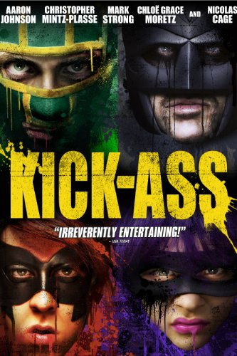 Kick-Ass (And The No Good Very Bad Day)